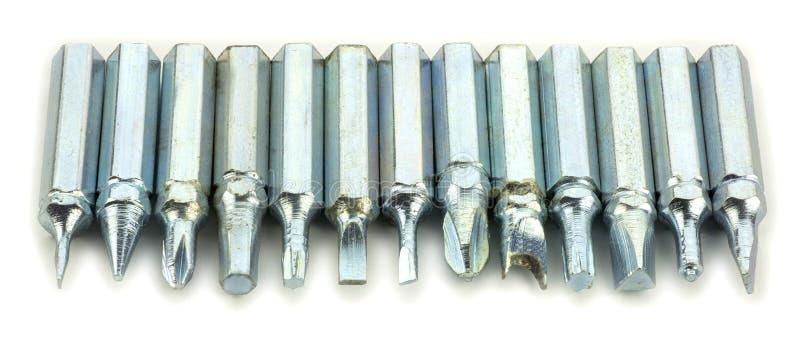 Отвертка и инструменты стоковое изображение