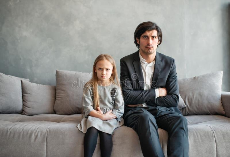 widowed father dating daughter unhappy