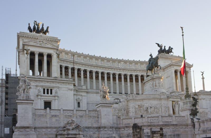 отечество rome алтара стоковое изображение