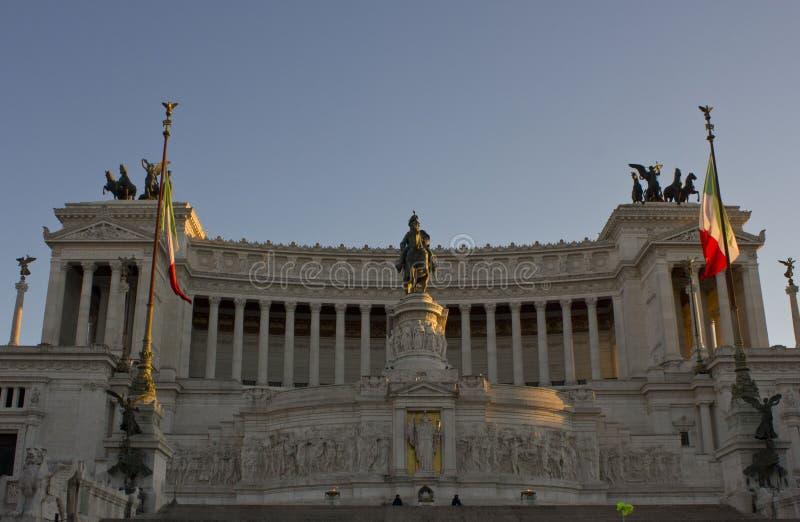 отечество rome алтара стоковые фотографии rf