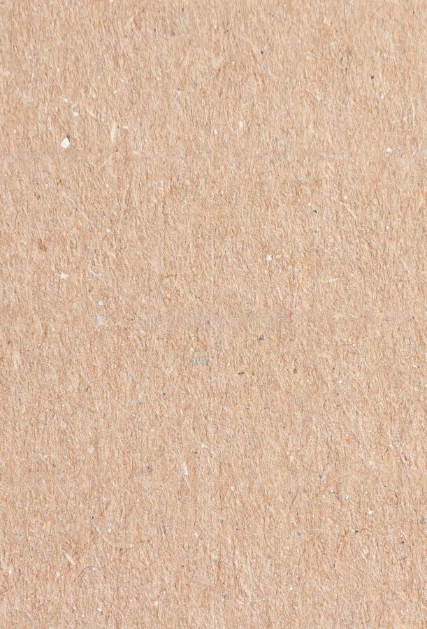 Отжатая бумага, текстура картона стоковое изображение