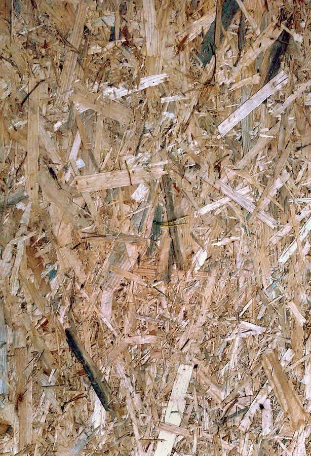 Отжатая деревянная предпосылка панели стоковое фото rf