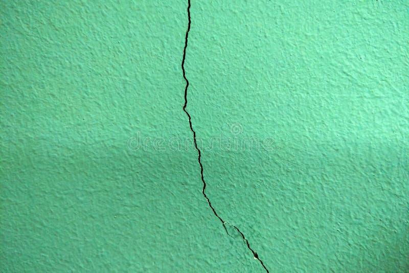 Отказ стены в офисе или на фасаде здания, предпосылки стоковое изображение