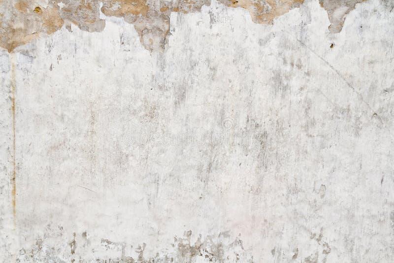 Отказ штукатурки стены предпосылки Grunge текстуры стоковое фото rf