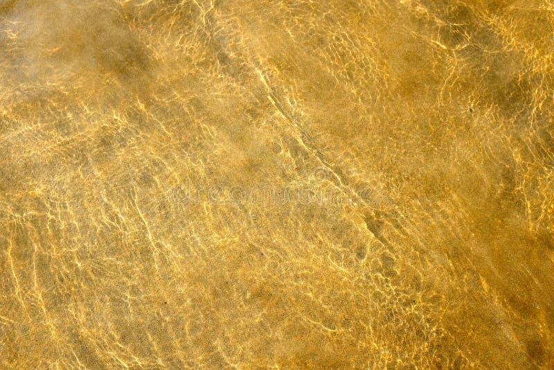 Отмелый пляж стоковое фото