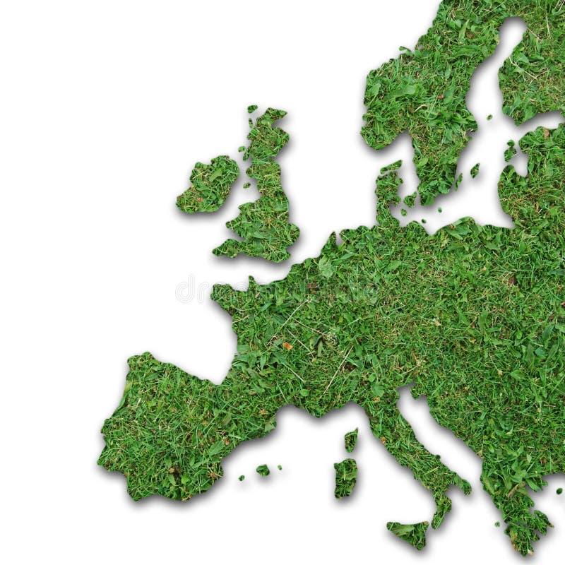 относящая к окружающей среде европа бесплатная иллюстрация