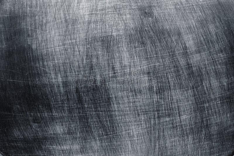 Отполированная предпосылка текстуры, легированной стали или титана металла стоковое фото