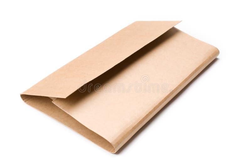 Отправитель книги картона стоковое изображение