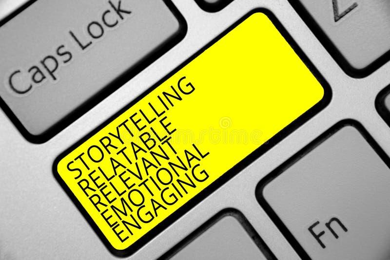 Отправьте СМС знак показывая искусству рассказа Relatable уместный эмоциональный включать Схематический ключ желтого цвета клавиа стоковые фото