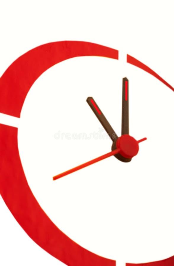 отработанное время руки стоковое изображение rf