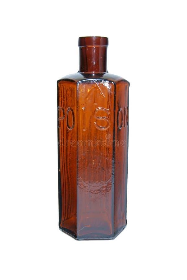 отрава бутылки стоковое изображение
