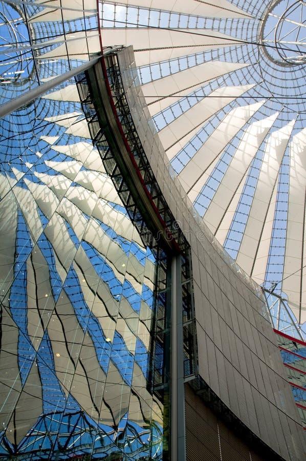отражение здание муниципалитет стоковые изображения