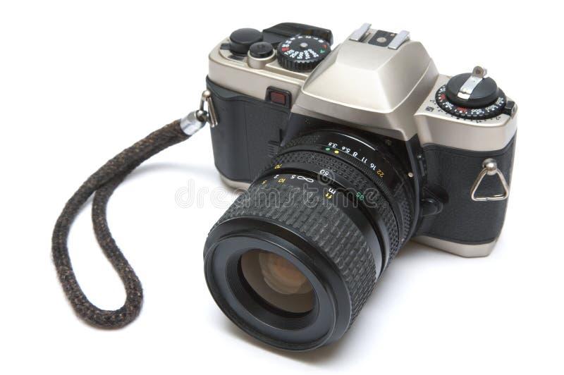 отражение камеры старое стоковое изображение rf