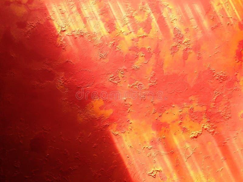 Отражение крыши стоковое изображение rf