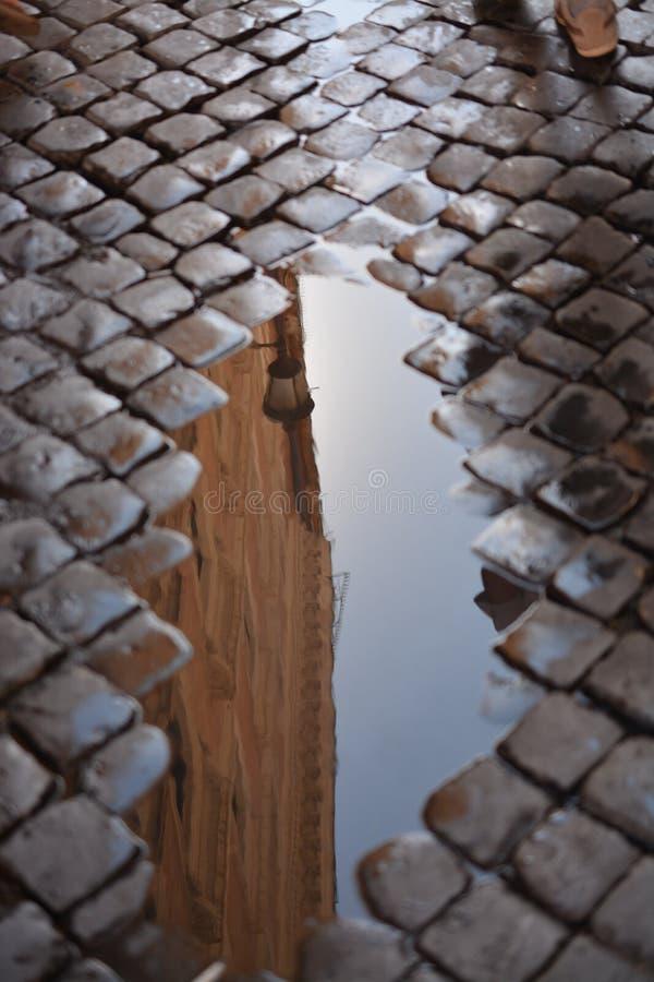 Отражение стоковое фото rf