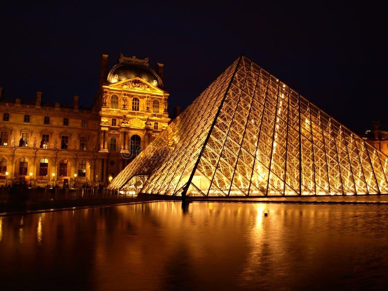 отражение paris жалюзи Франции стоковые фотографии rf