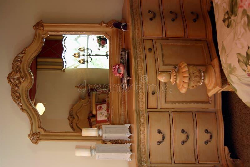 отражения зеркала dreser romatic стоковая фотография rf