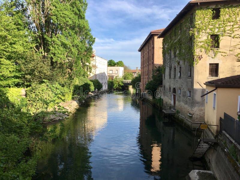 Отражения реки стоковые изображения