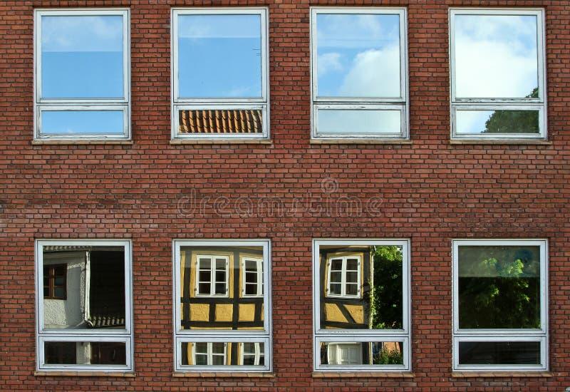 Отражения Svenborg стоковые фотографии rf
