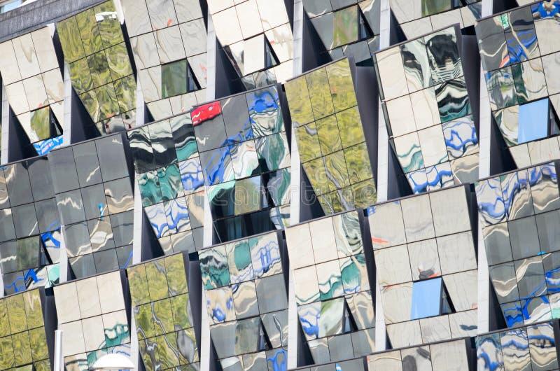 Отражения Windows стоковая фотография rf