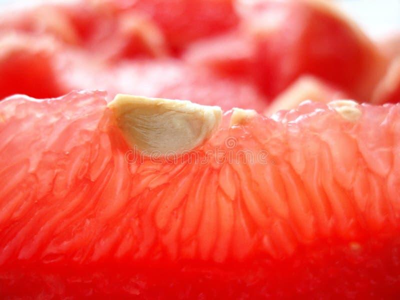 Download отрежьте померанцовые части Стоковое Фото - изображение насчитывающей сок, сочно: 484044