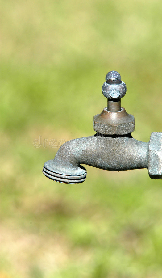 отсутствие воды стоковая фотография rf