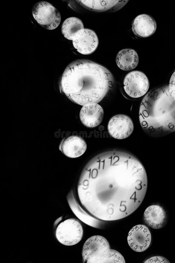 отсутствие времени стоковое изображение rf