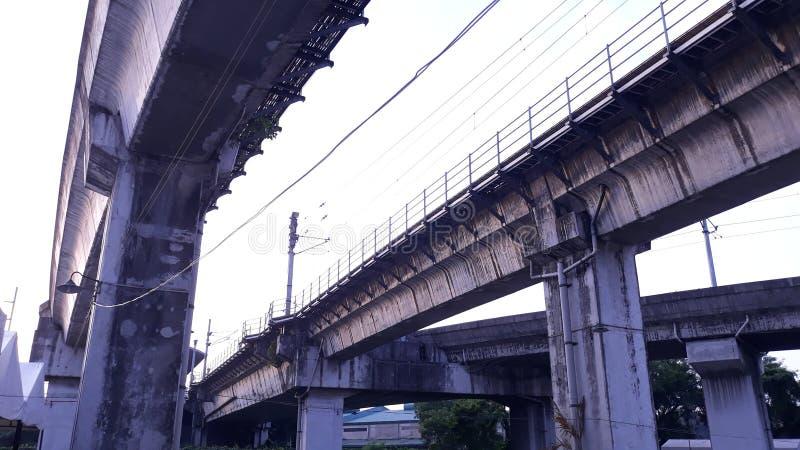 Отсутствие поездов сегодня стоковые фотографии rf