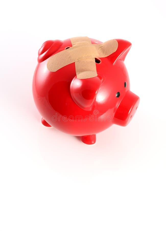 отсутствие сбережений стоковая фотография rf