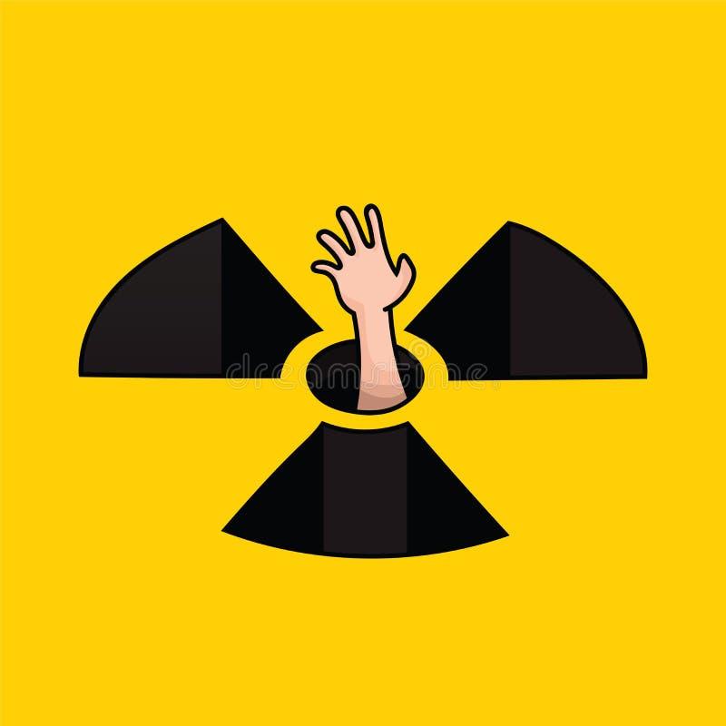 Отсутствие ядерного потенциала иллюстрация штока