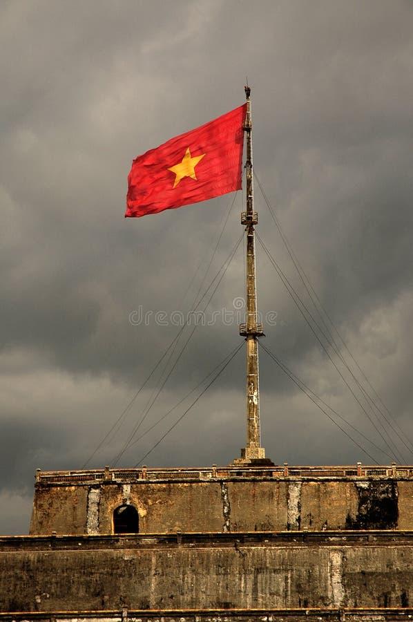 оттенок Вьетнам цитадели стоковые изображения