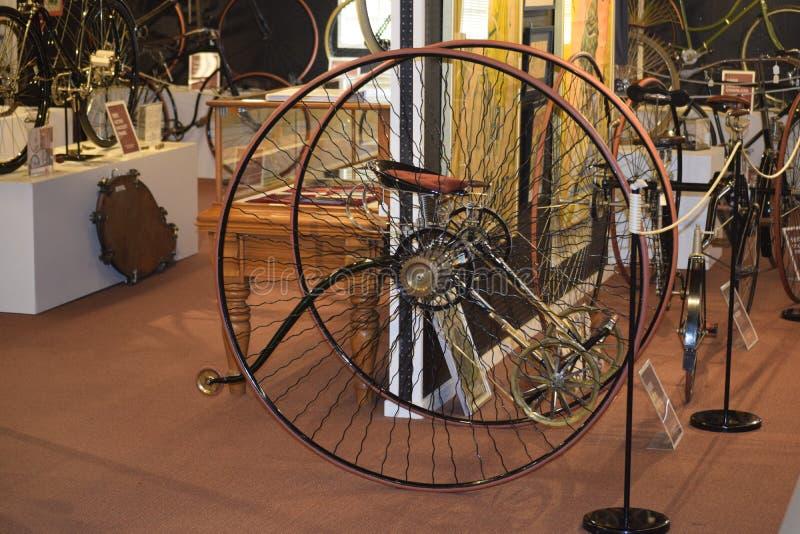 Оттон Dicycle стоковое фото