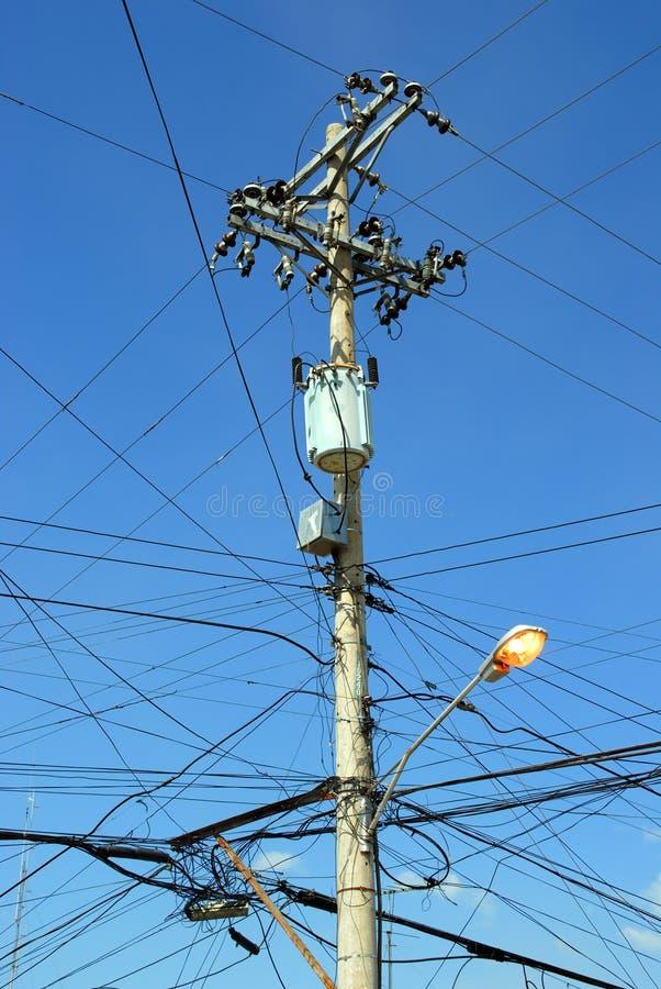 отход электричества стоковое изображение rf