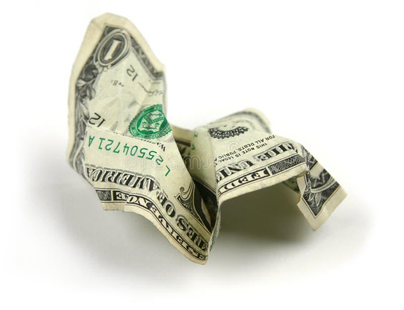 Download отход стоковое фото. изображение насчитывающей доллары, скомкано - 83638