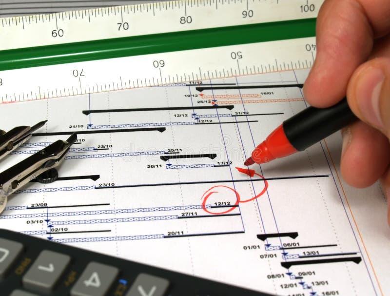 отчет о анализа стоковое фото rf
