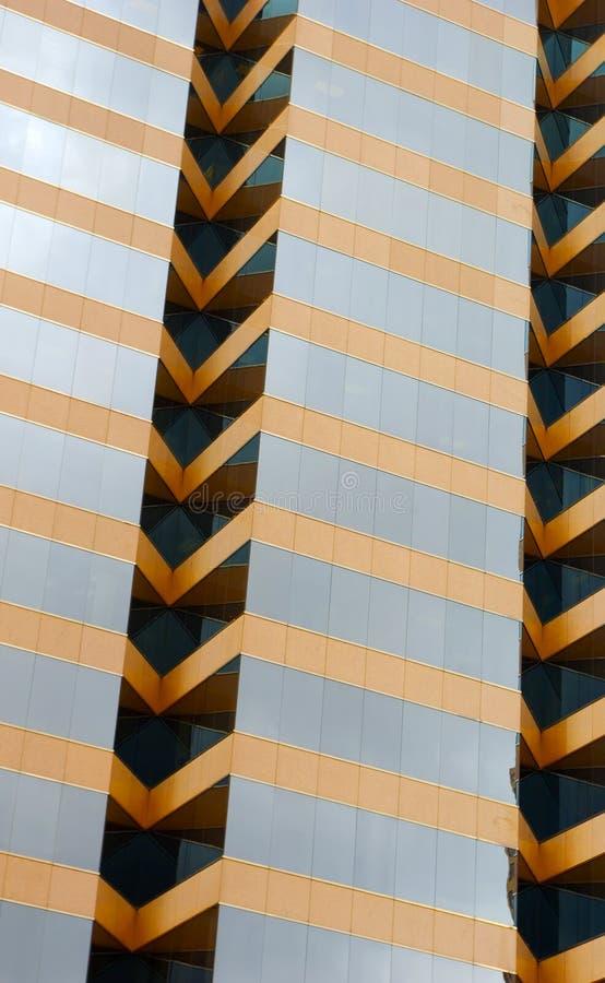 Линии здания A1 стоковые фотографии rf