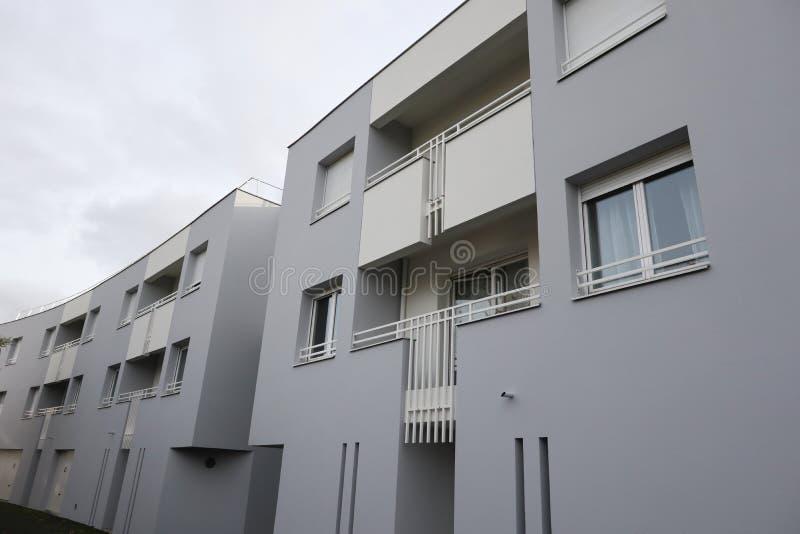 Офисные здания городского пейзажа с современной корпоративной архитектурой стоковая фотография rf