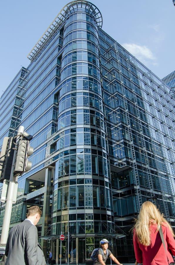 Офисы холма McGraw, Лондон стоковые изображения