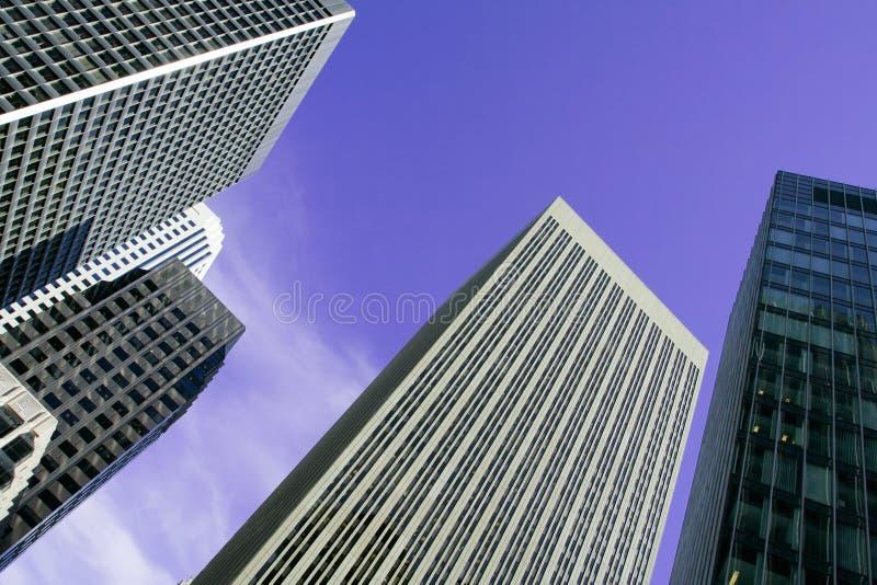 офис зданий городской стоковые изображения