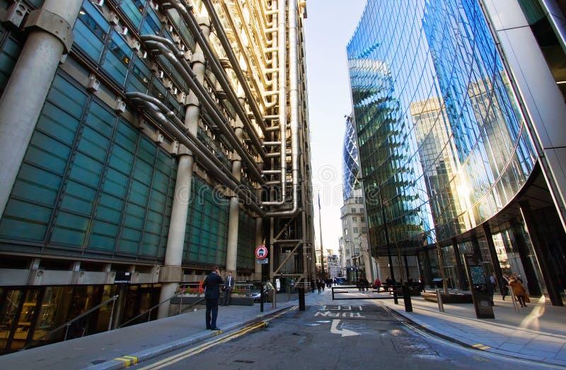 офис зданий стоковые изображения rf