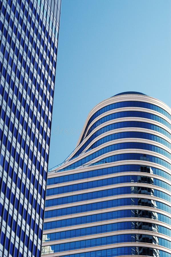 офис зданий стоковое изображение
