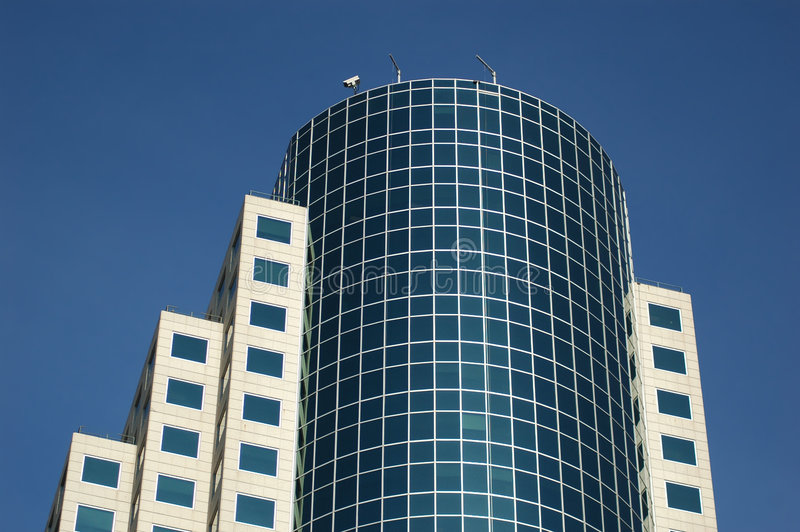 офис здания стоковая фотография rf