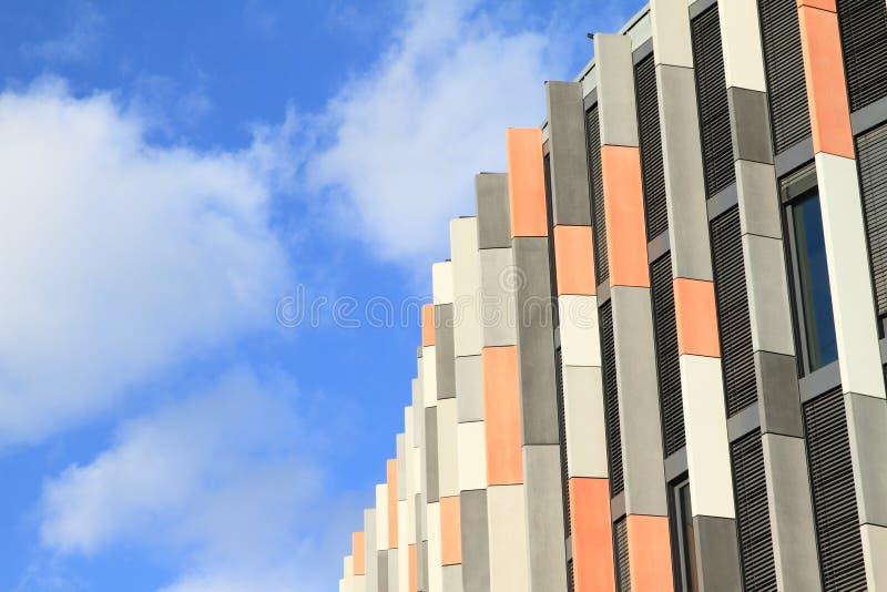 офис зданий самомоднейший стоковые изображения rf