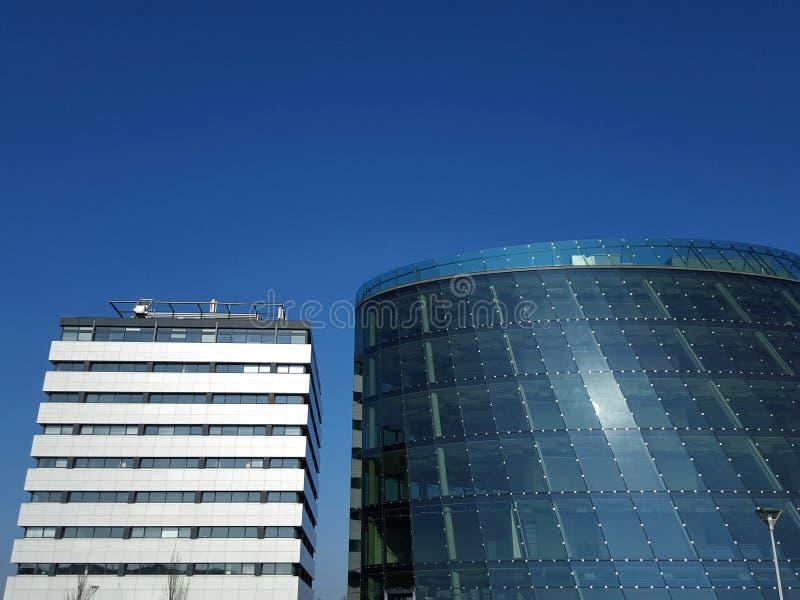 офис зданий berlin стоковое фото