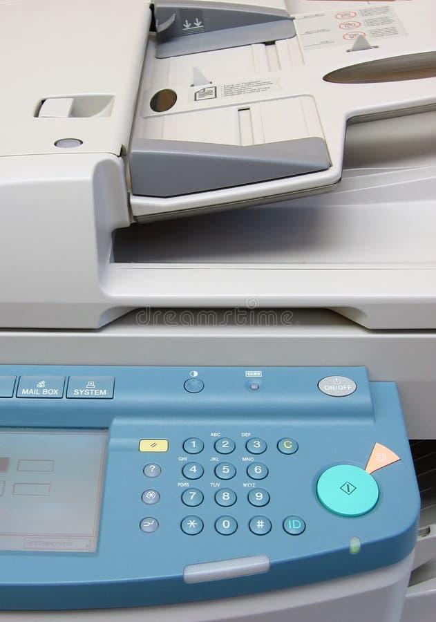 офис копировальной машины стоковое фото