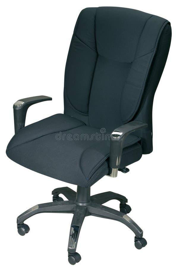 офис кресла черный стоковое изображение