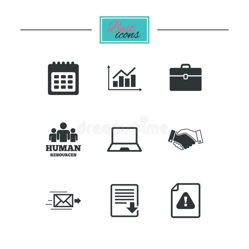 Download Офис, документы и значки дела Иллюстрация вектора - иллюстрации насчитывающей почта, arron: 81804460