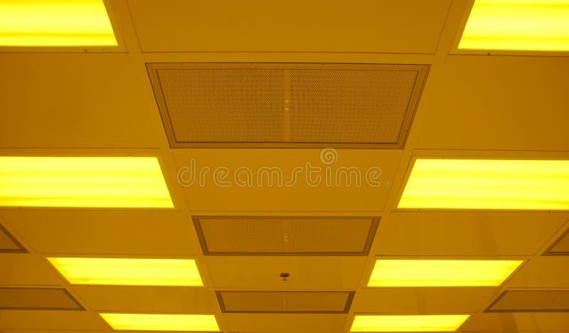 офис потолка стоковые фото
