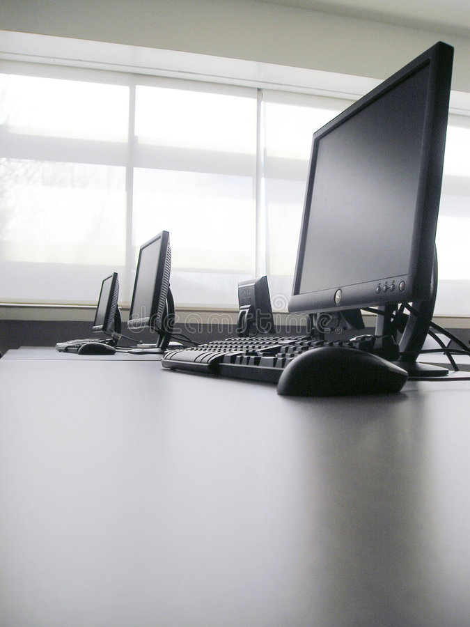 офис стильный стоковое фото rf