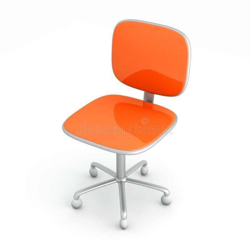 офис стула иллюстрация вектора
